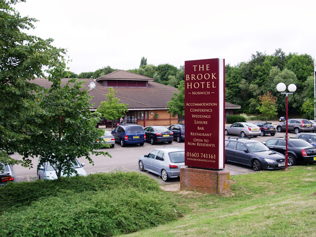 A photo of the Brook Hotel