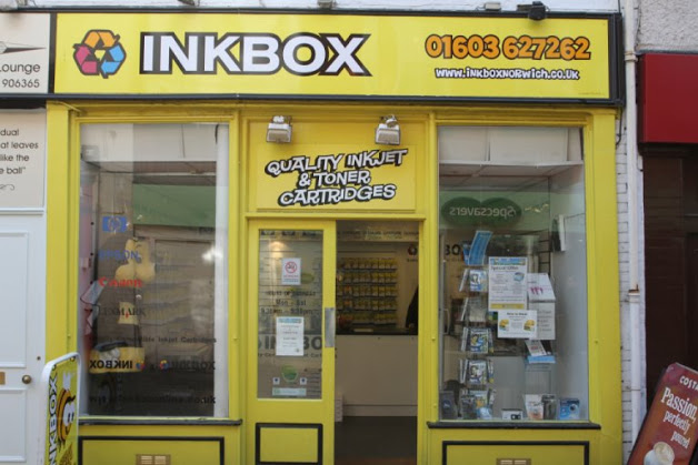A photo of Inkbox