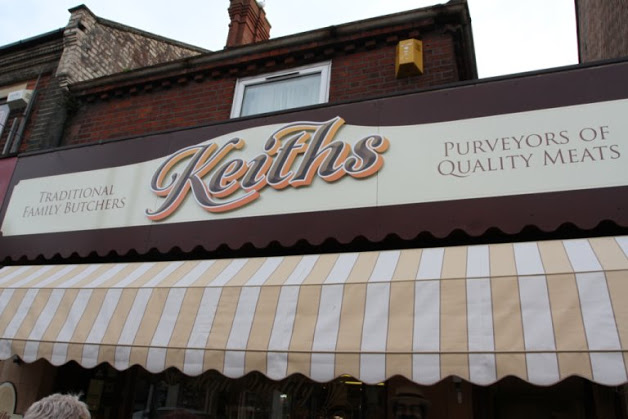 A photo of Keith's Butchers